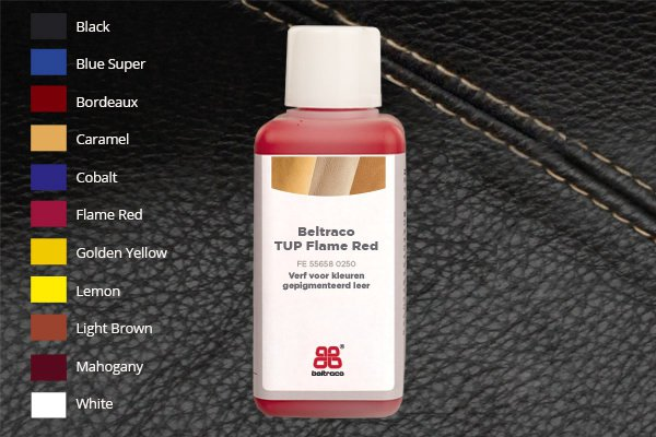 Beltraco Touch Up Pigment (TUP) verf